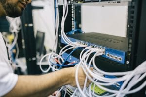 Structured Cabling Systems, data cabling technology infrastructure